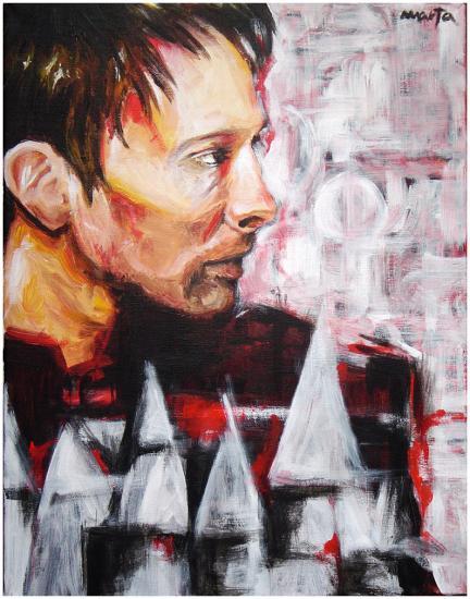 Thom Yorke por Encore